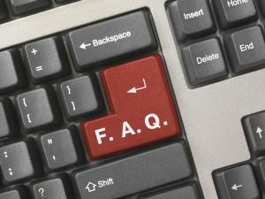 Computer keyboard - red key FAQ